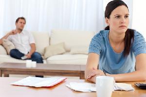 Kredit bei Scheidung